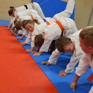 Treningi karate