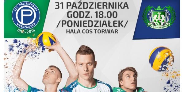 ONICO AZS Politechnika Warszawska vs. AZS Częstochowa