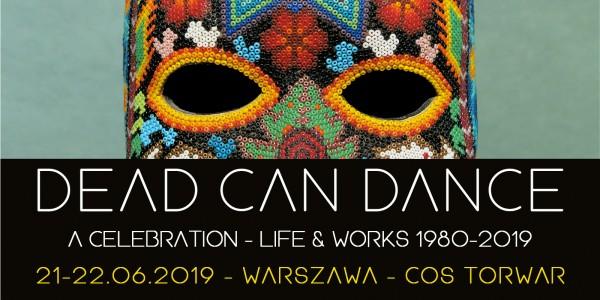 Plakat wydarzenia Dead Can Dance
