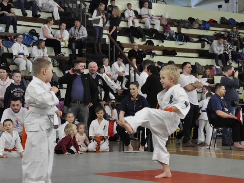 Karatecy rywalizowali o Puchar Tatr