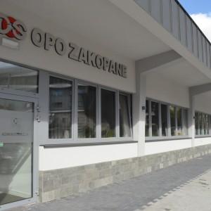 COS budynek administracji