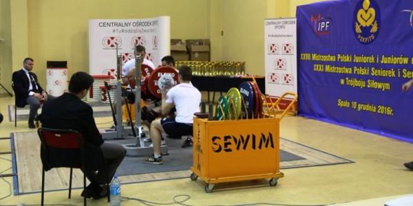 Mistrzostwa Polski w Trójboju Siłowym