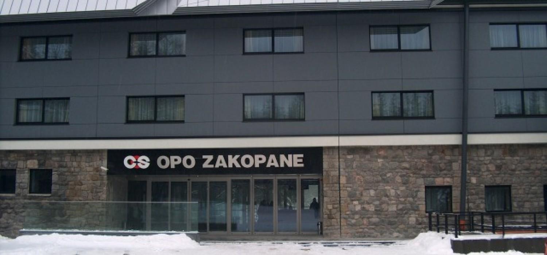 W środę 7 września otwarcie nowej hali COS-OPO Zakopane