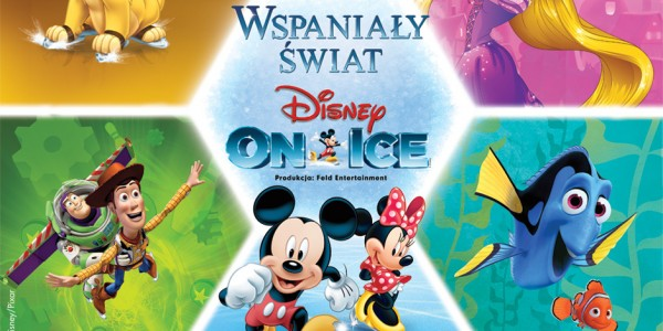 Plakat Disney On Ice
