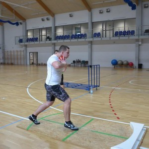 Treningi lekkoatletyka