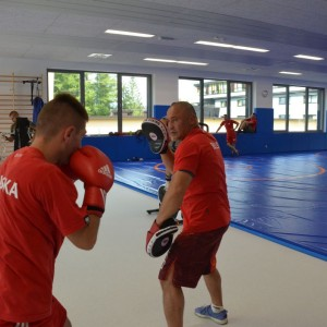 Kadra Polski w boksie