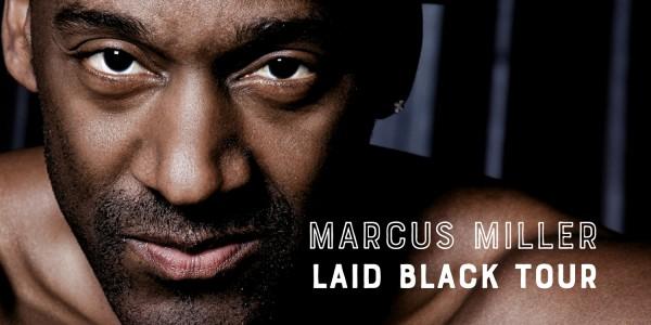 Plakat Marcus Miller