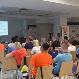 Konferencja szkoleniowa