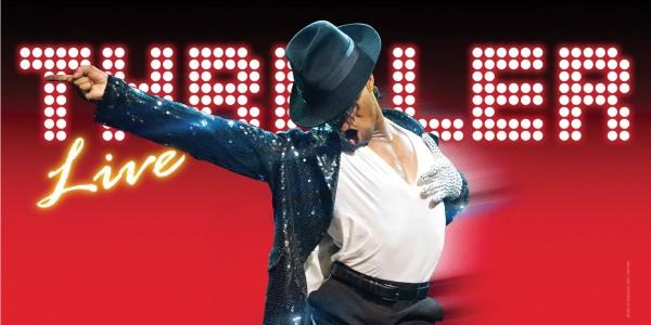 Plakat koncertu THRILLER LIVE