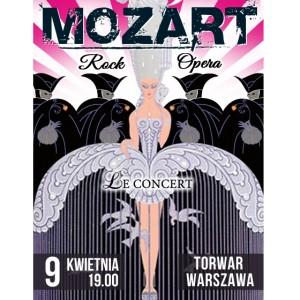 """Rock opera """"MOZART"""". Le Concert"""