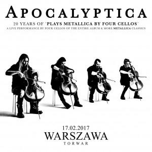 Apocalyptica w Polsce