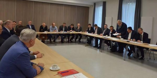 Komisja Sejmowa w COS Szczyrk