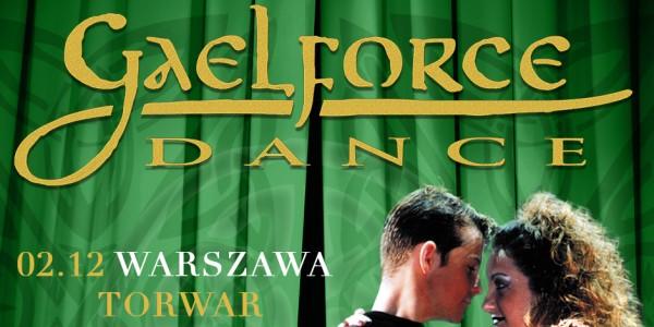 Plakat Gaelforce Dance