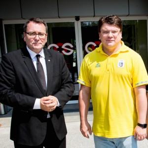 Spotkanie z Ministrem Sportu