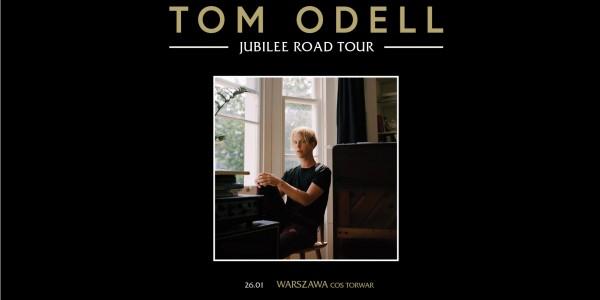 Plakat koncertu Tom Odell