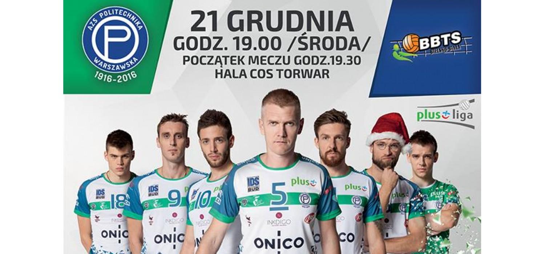 ONICO AZS PW - BBTS Bielsko-Biała