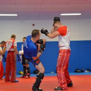 Kickboxing kadra