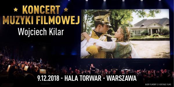 Plakat Koncert muzyki filmowej