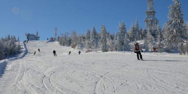 Skrzyczne narciarstwo