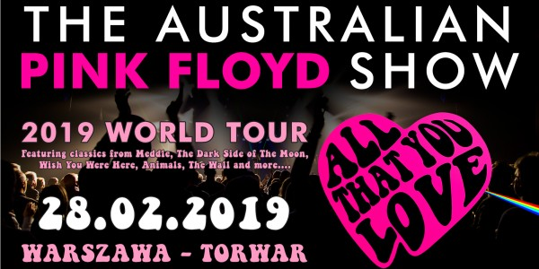Plakat The  Australian Pink Floyd Show