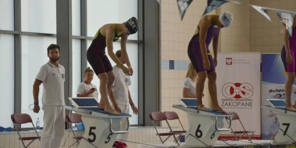 Mistrzostwa w pływaniu