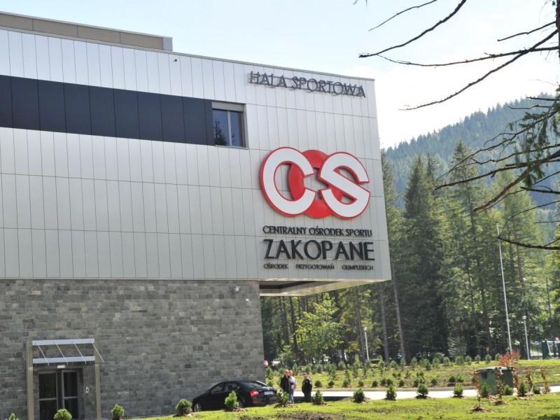 Hala COS-OPO w Zakopanem z ogólnopolską nagrodą