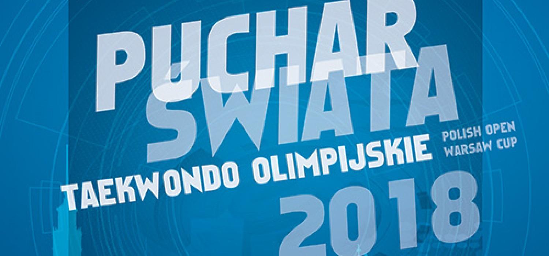 Plakat Taekwondo Olimpijskie Puchar Świata