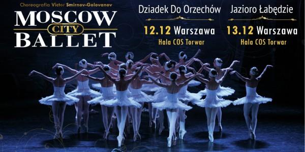 Plakat wydarzenia Moscow City Ballet
