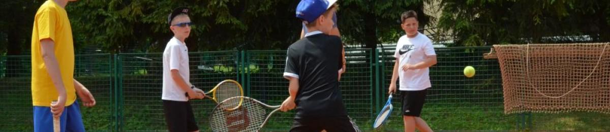 Tenis w COS-OPO w Szczyrku