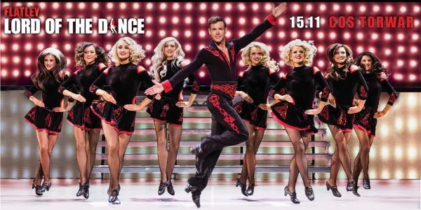 Plakat wydarzenia Lord of the Dance