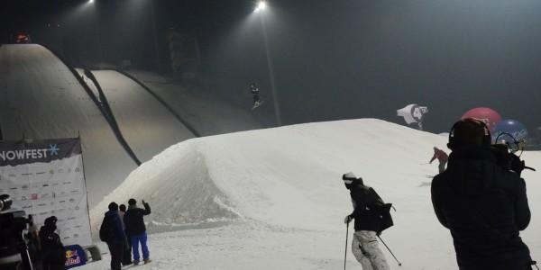 SnowFest na skoczni