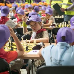 Zdjęcie z Turnieju Szachowego 2018