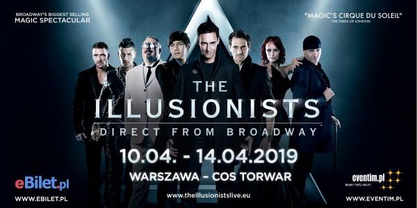Plakat wydarzenia The Illusionists Live