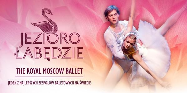 Plakat wydarzenia The Royal Moscow Ballet